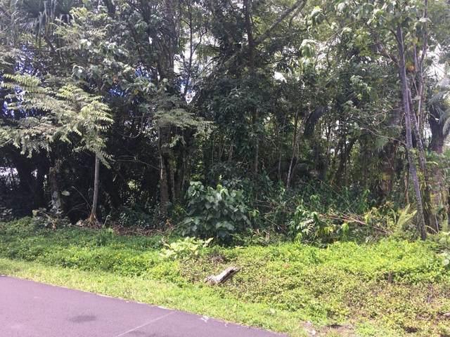 S Puni Mauka Lp, Pahoa, HI 96778 (MLS #653446) :: LUVA Real Estate