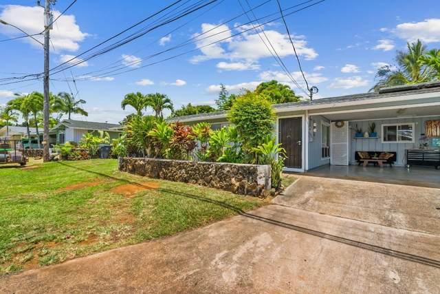 5566 Kula Mauu St, Kapaa, HI 96746 (MLS #653463) :: Kauai Exclusive Realty