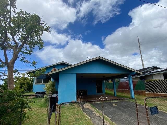 2181 Kau Wai St, Kalaheo, HI 96741 (MLS #653490) :: Kauai Exclusive Realty