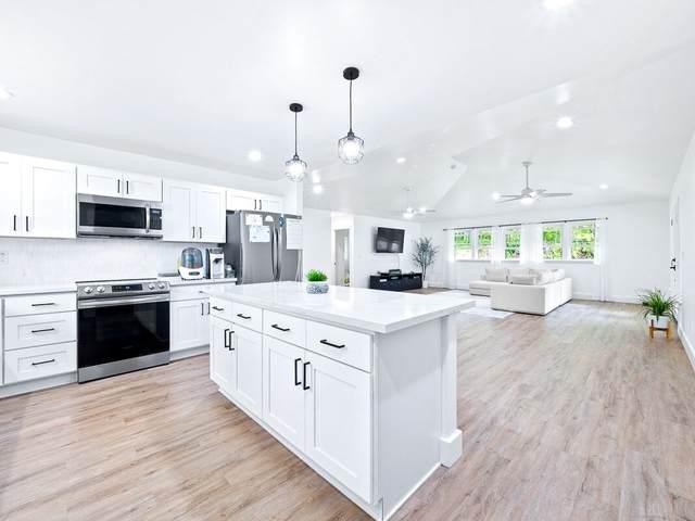18-4127 Hulu St, Volcano, HI 96785 (MLS #653569) :: LUVA Real Estate