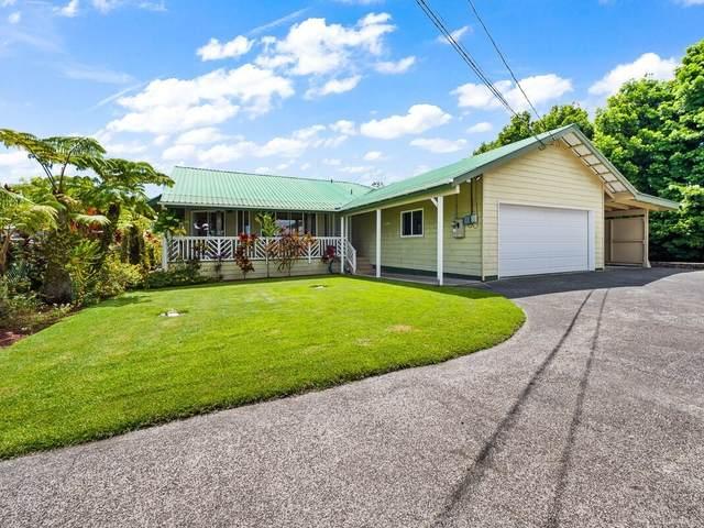 1003 Hoolaulea St, Hilo, HI 96720 (MLS #653578) :: LUVA Real Estate