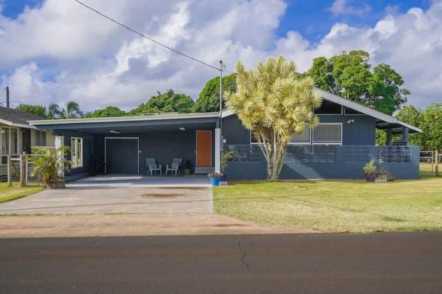 4941 Haleilio Rd, Kapaa, HI 96746 (MLS #653599) :: LUVA Real Estate