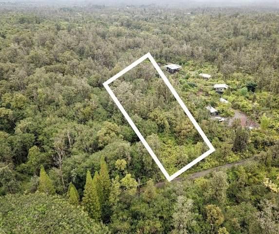 Io Kea Rd (Road 4), Mountain View, HI 96771 (MLS #653638) :: LUVA Real Estate