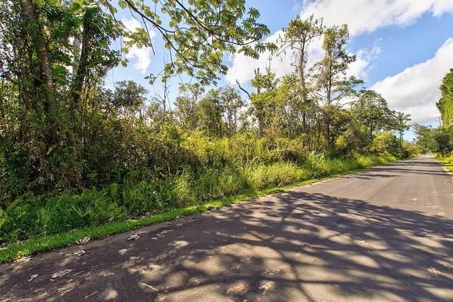Kumukahi St, Pahoa, HI 96778 (MLS #653639) :: LUVA Real Estate
