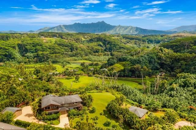 3275 Kalihiwai Rd, Kilauea, HI 96754 (MLS #653647) :: Kauai Exclusive Realty