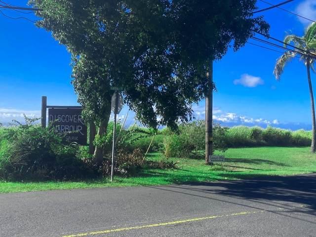 Hekau St, Naalehu, HI 96772 (MLS #653684) :: LUVA Real Estate