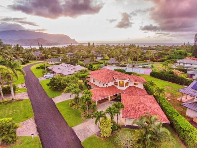 5107 Napookala Cir, Princeville, HI 96722 (MLS #653703) :: Kauai Exclusive Realty