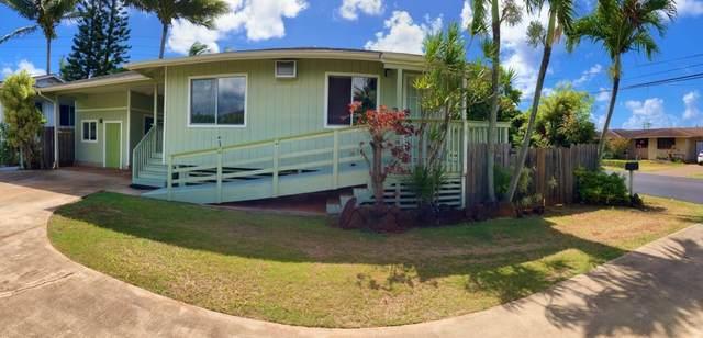 4864-A Nunu Rd, Kapaa, HI 96746 (MLS #653746) :: Kauai Exclusive Realty