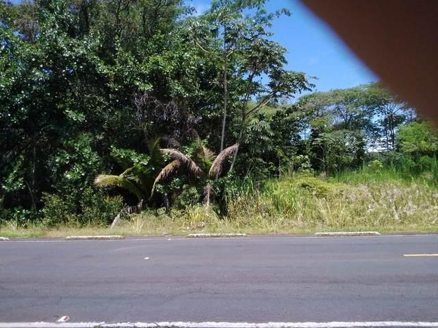 N Kahakai Blvd, Pahoa, HI 96778 (MLS #653759) :: LUVA Real Estate