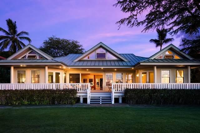 69-1732 Puako Beach Dr, Kamuela, HI 96743 (MLS #653786) :: Corcoran Pacific Properties