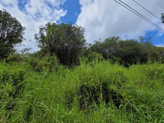 18-4167 Hinuhinu St, Volcano, HI 96785 (MLS #653847) :: LUVA Real Estate