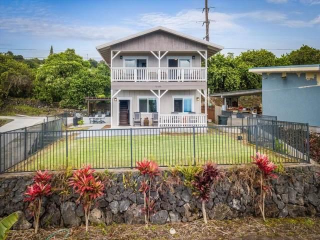 73-4151 Hana Pl, Kailua-Kona, HI 96740 (MLS #653849) :: LUVA Real Estate
