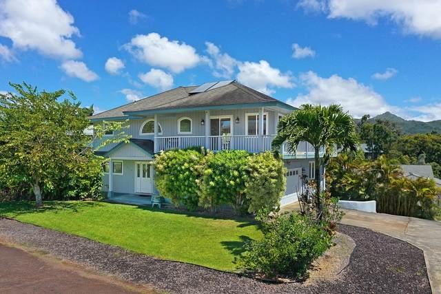 3970 Pai St, Kalaheo, HI 96741 (MLS #653850) :: Corcoran Pacific Properties