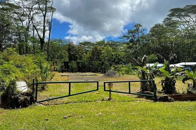 Ginger Rd, Pahoa, HI 96778 (MLS #653871) :: LUVA Real Estate