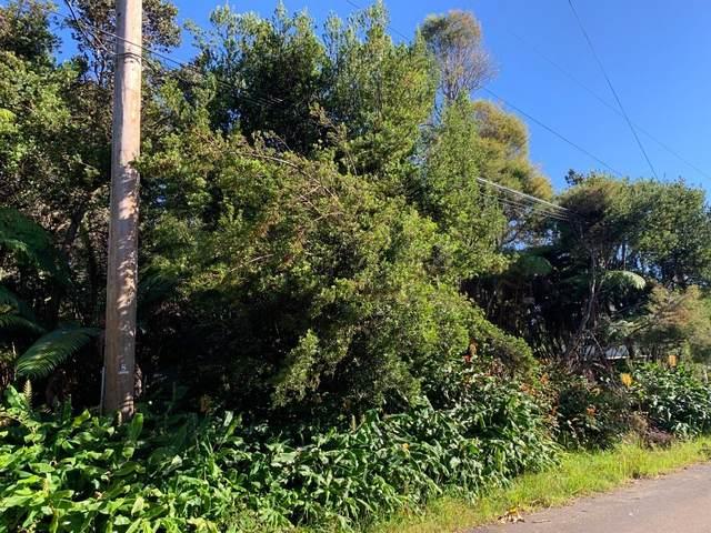 Hoonanea St, Volcano, HI 96785 (MLS #653875) :: LUVA Real Estate