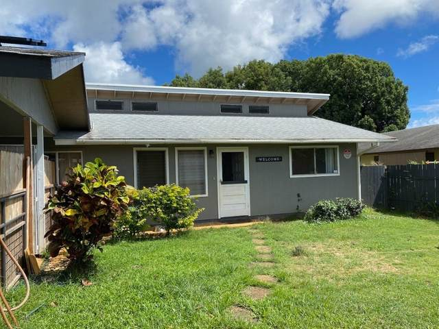 1840 Puu Kaa St, Kapaa, HI 96746 (MLS #653902) :: Corcoran Pacific Properties