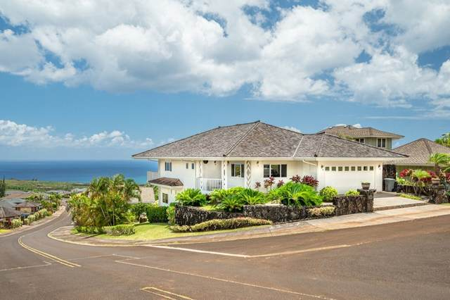 1157 Lani Nuu St, Kalaheo, HI 96741 (MLS #653915) :: Corcoran Pacific Properties