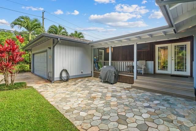 3265 Kalihiwai Rd, Kilauea, HI 96754 (MLS #653917) :: Kauai Exclusive Realty
