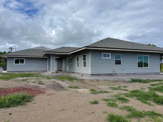 94-1806 Kaulua St, Naalehu, HI 96772 (MLS #653930) :: LUVA Real Estate