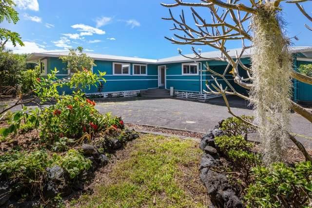 81-6365 Lilikalani Rd, Kealakekua, HI 96750 (MLS #653939) :: LUVA Real Estate