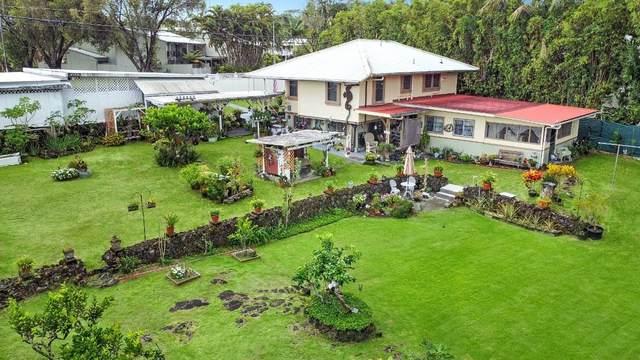 474 Kukuau St, Hilo, HI 96720 (MLS #653943) :: LUVA Real Estate