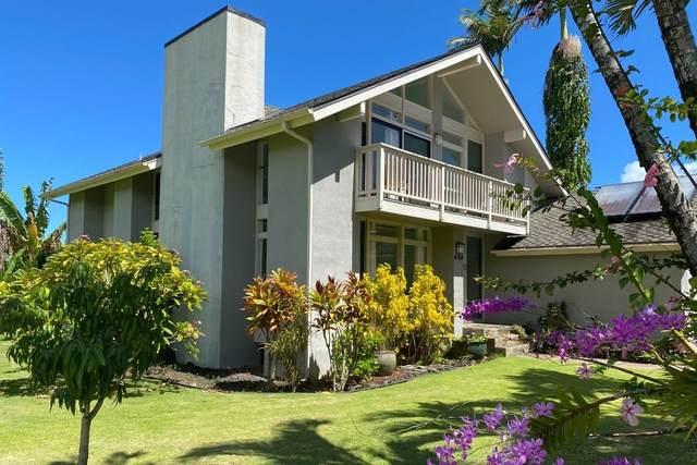 4164 Kamalani Ln, Princeville, HI 96722 (MLS #653947) :: Kauai Exclusive Realty