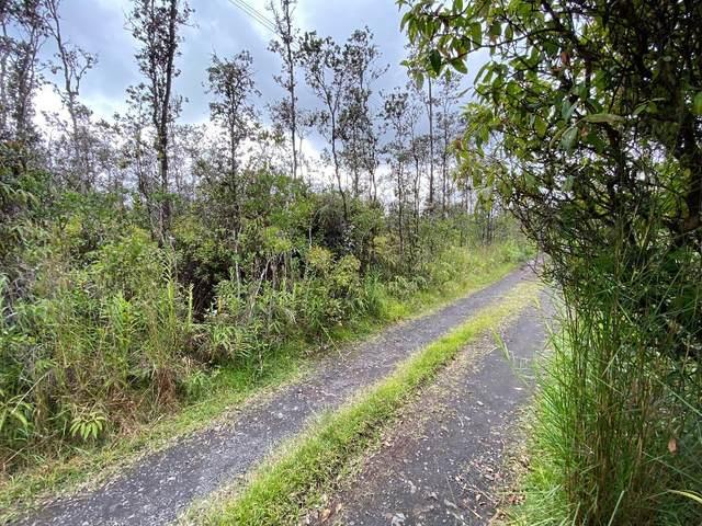 Io Kea Rd (Road 4), Mountain View, HI 96771 (MLS #653987) :: LUVA Real Estate
