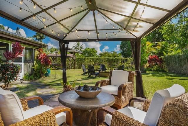 3921 Punahele Rd, Princeville, HI 96722 (MLS #653993) :: Kauai Exclusive Realty