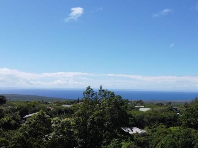 Makaleka Rd, Naalehu, HI 96772 (MLS #653994) :: LUVA Real Estate