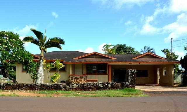 4136 Hoohana St, Lihue, HI 96766 (MLS #654008) :: Kauai Exclusive Realty