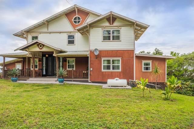 89-1439 Hawaii Belt Rd, Captain Cook, HI 96704 (MLS #654038) :: Iokua Real Estate, Inc.