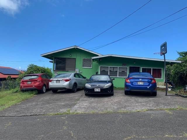 45-3686 Hau St, Honokaa, HI 96727 (MLS #654058) :: LUVA Real Estate