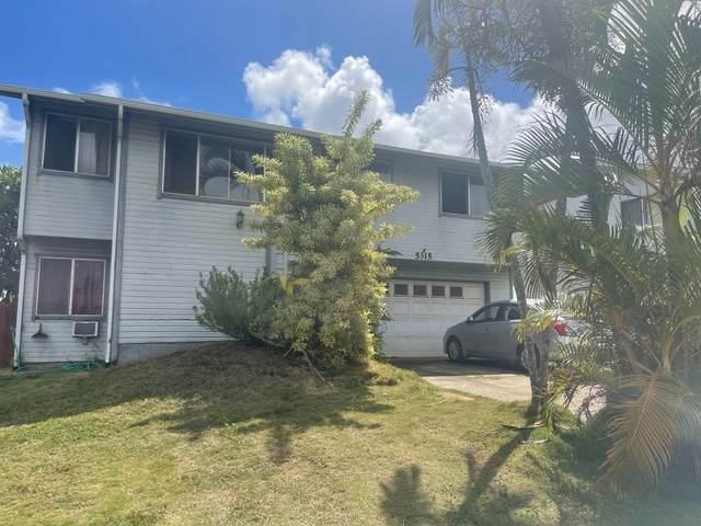 5315 Kula Mauu St, Kapaa, HI 96746 (MLS #654078) :: Kauai Exclusive Realty