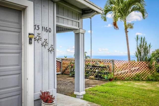 73-1160 Oluolu St, Kailua-Kona, HI 96740 (MLS #654083) :: LUVA Real Estate