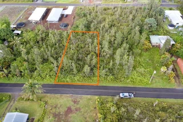 Ginger Ln, Pahoa, HI 96778 (MLS #654085) :: LUVA Real Estate