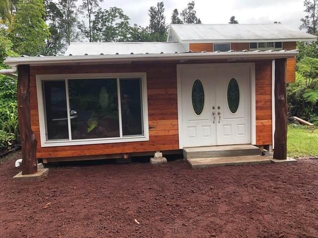 16-1469 Moho Rd, Mountain View, HI 96771 (MLS #654098) :: LUVA Real Estate