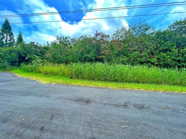 Kau Wela Pl, Naalehu, HI 96772 (MLS #654108) :: Iokua Real Estate, Inc.