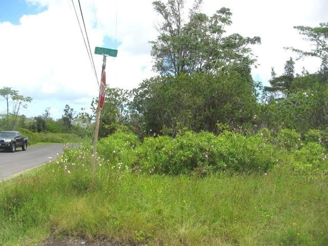 36TH AVE, Kurtistown, HI 96760 (MLS #654115) :: LUVA Real Estate