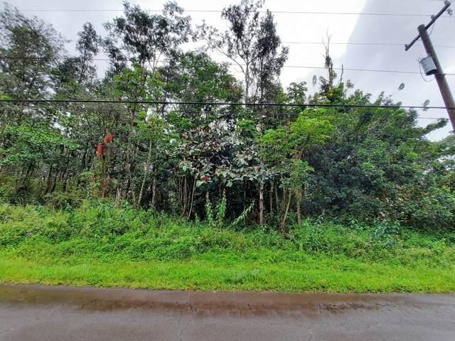 Kehau Rd, Pahoa, HI 96778 (MLS #654125) :: LUVA Real Estate