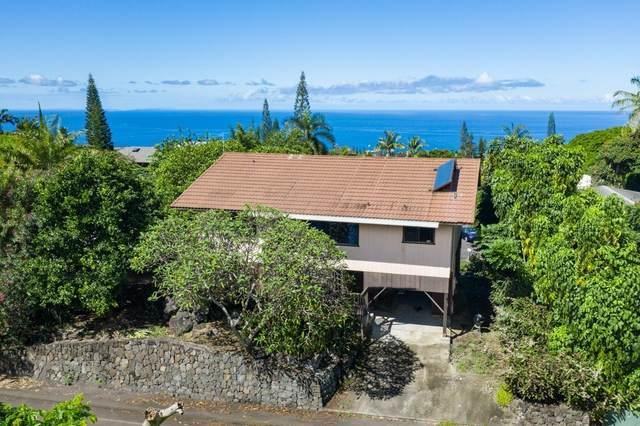 75-5476 Hienaloli Road, Kailua-Kona, HI 96740 (MLS #654133) :: LUVA Real Estate