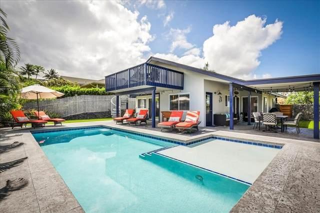 77-153 Hooilina Ct, Kailua-Kona, HI 96740 (MLS #654158) :: LUVA Real Estate