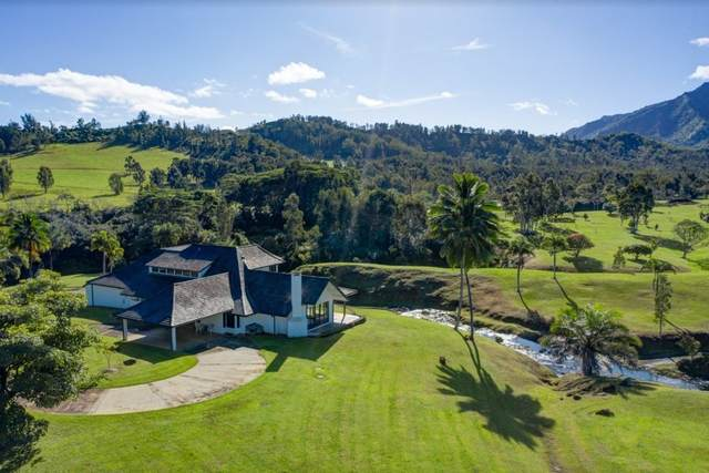 2818 Kamookoa Rd, Kilauea, HI 96754 (MLS #654188) :: Corcoran Pacific Properties