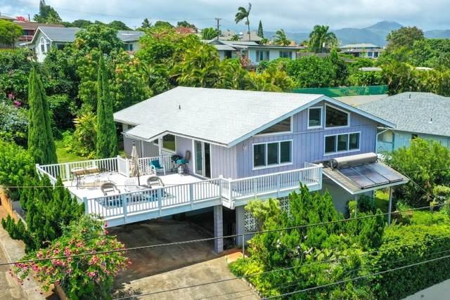 3810 Kikee Rd, Kalaheo, HI 96741 (MLS #654196) :: Corcoran Pacific Properties
