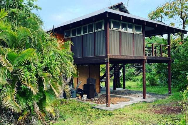 12-178 E Moanauli Lp, Pahoa, HI 96778 (MLS #654197) :: Corcoran Pacific Properties