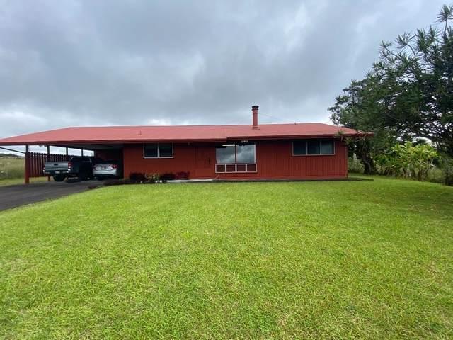 18-4257 N Peck Rd, Volcano, HI 96785 (MLS #654216) :: Aloha Kona Realty, Inc.