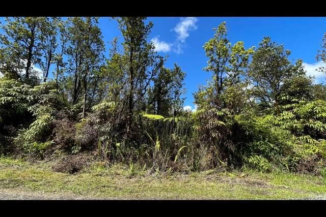 Malia Aina Rd, Volcano, HI 96785 (MLS #654224) :: LUVA Real Estate