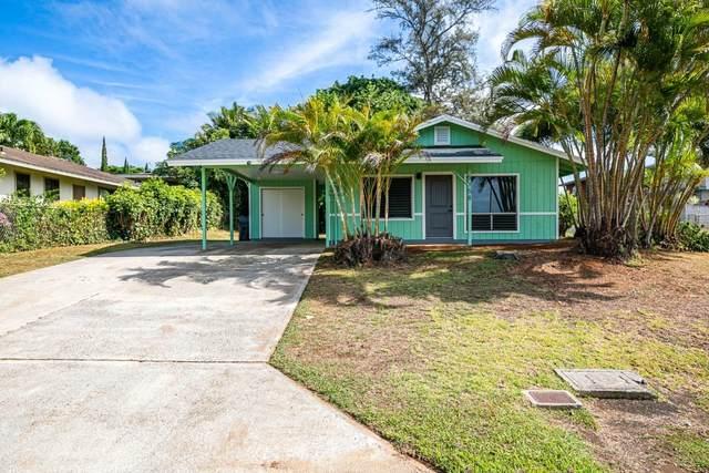 5158 Kome St, Kapaa, HI 96746 (MLS #654247) :: Corcoran Pacific Properties