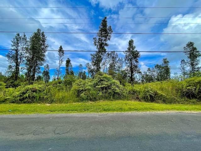 Lehua St, Mountain View, HI 96771 (MLS #654251) :: LUVA Real Estate