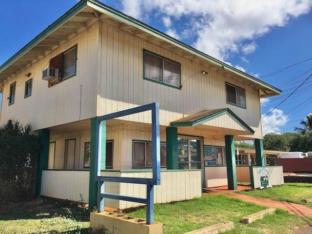 1-3547 Kaumualii Hwy, Hanapepe, HI 96716 (MLS #654253) :: LUVA Real Estate