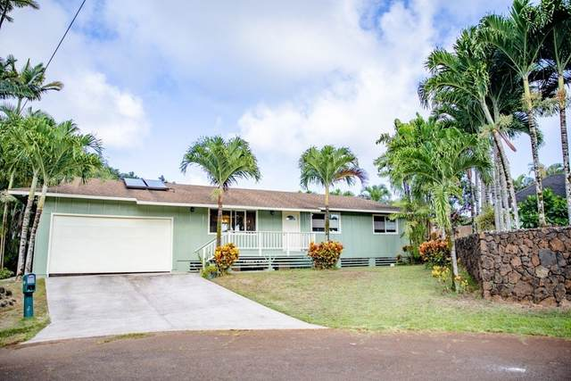 1760 Mei Pl, Kapaa, HI 96746 (MLS #654255) :: Kauai Exclusive Realty